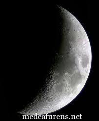 Vedo la luna