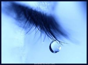Non avere paura di piangere