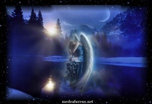 Piangono gli angeli afflitti