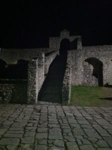 Le scale del Piagnaro