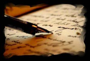I pensieri del poeta