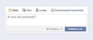 Facebook chiede...